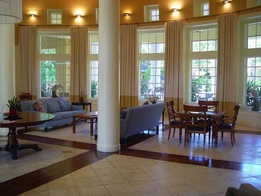 magnifique clubhouse de la résidence madison à Orlando