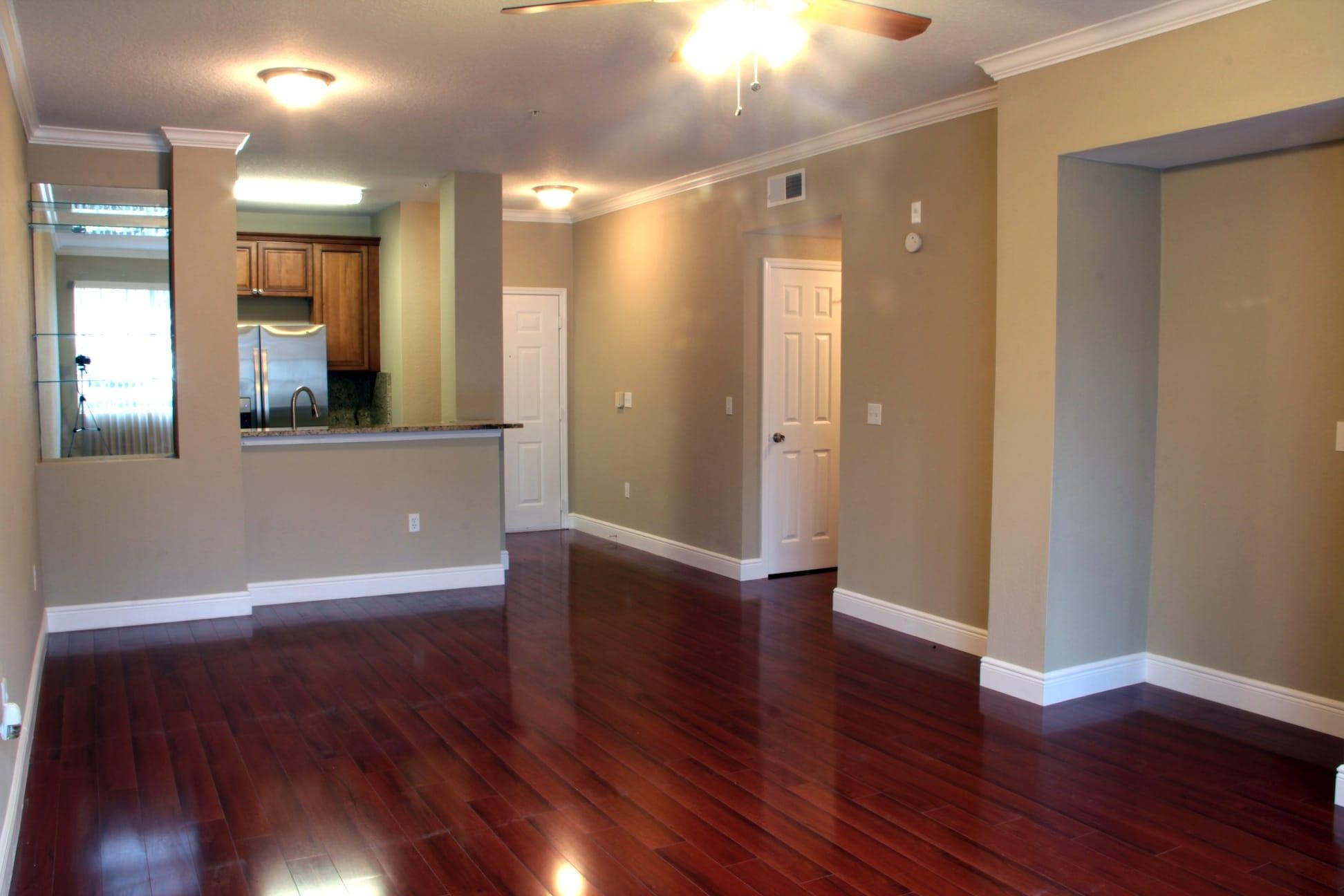 interieur d'un appartement a vendre en Floride avec la société Auxandra