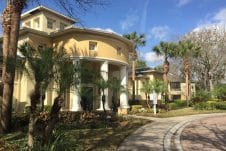clubhouse d'une résidence à Orlando de condos à vendre en Floride