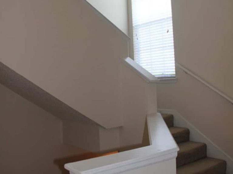 escalier de la mezzanine du condo cpm7 a vendre en floride