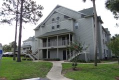 photo d'une residence de condos en Floride