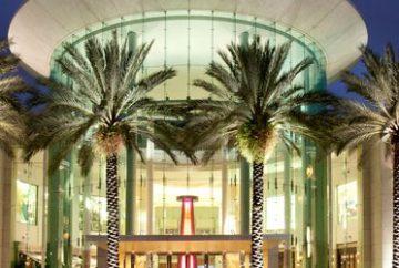 Le millenia Mall à Orlando en Floride