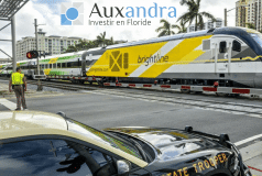 Un tgv pour relier Miami à Orlando blog Auxandra
