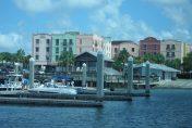 Le port de plaisance d'Amelia Island en Floride