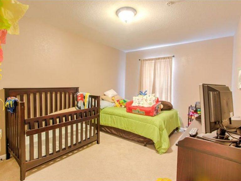 chambre d'amis ou d'enfants