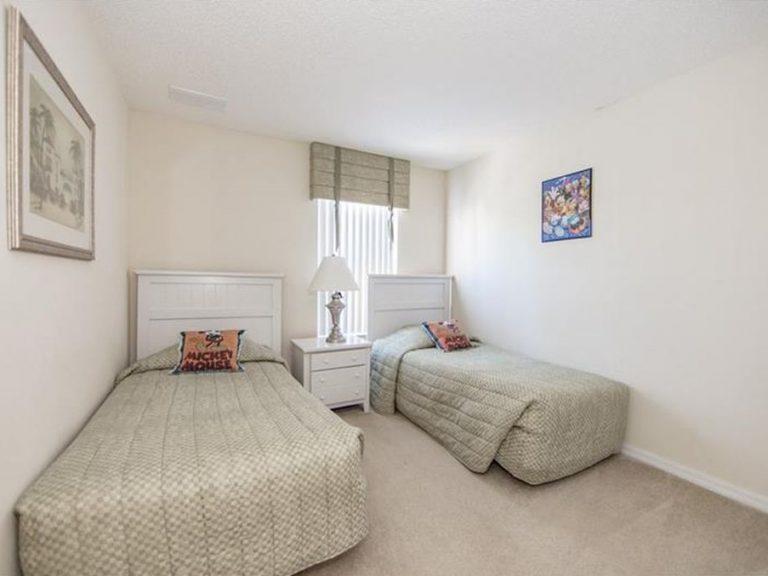 chambres avec lits doubles