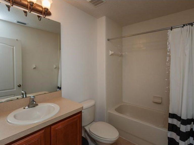 salle de bain des invités