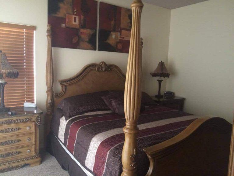 Lave linge et sèche linge de la villa meublée vm4 à vendre en Floride