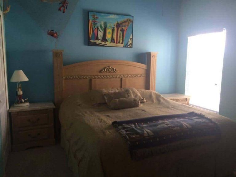 Suite parentale de la villa meublée vm4 à vendre en Floride