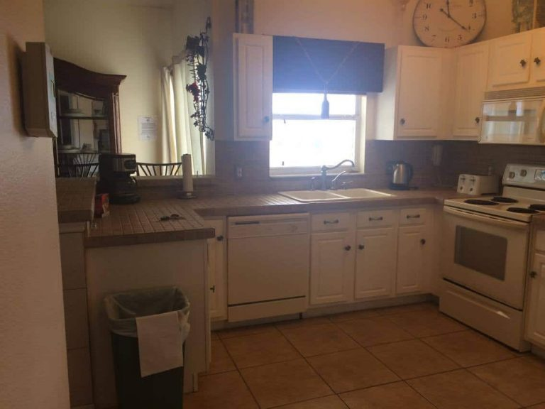 cuisine équipée de la villa meublée vm4 à vendre en Floride