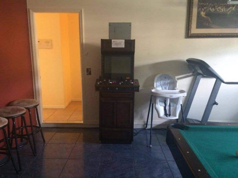 salle de jeux de la villa meublée vm4 à vendre en Floride avec Auxandra