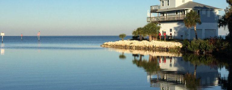 Achetez une maison sur les bords de mer en Floride