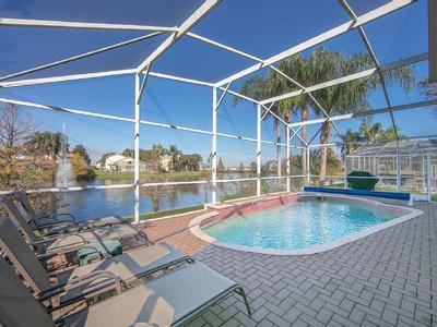 Une villa de location saisonnière avec piscine en Floride