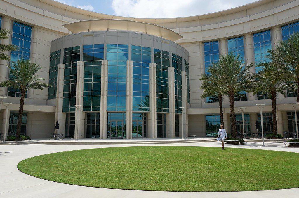 centre de recherche médicale du campus UCF à Lake Nona à Orlando