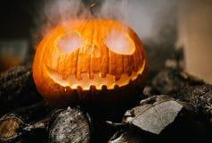 citrouille d'halloween cette fête américaine
