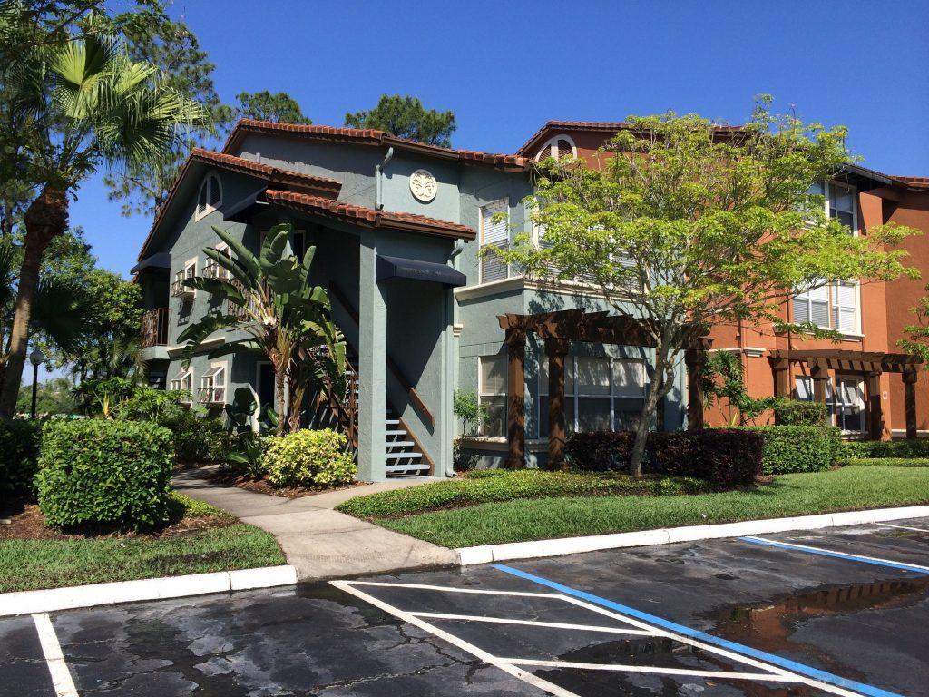 maison de ville en Floride