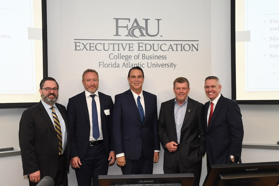 comite executif de la Florida Atlantic University
