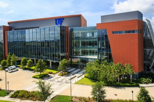 College of pharmacy à l'université de Floride centrale à Orlando