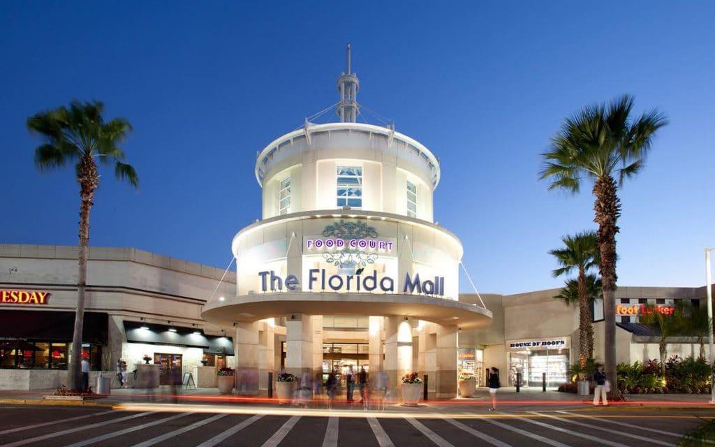 florida mall center, centre commercial d'Orlando