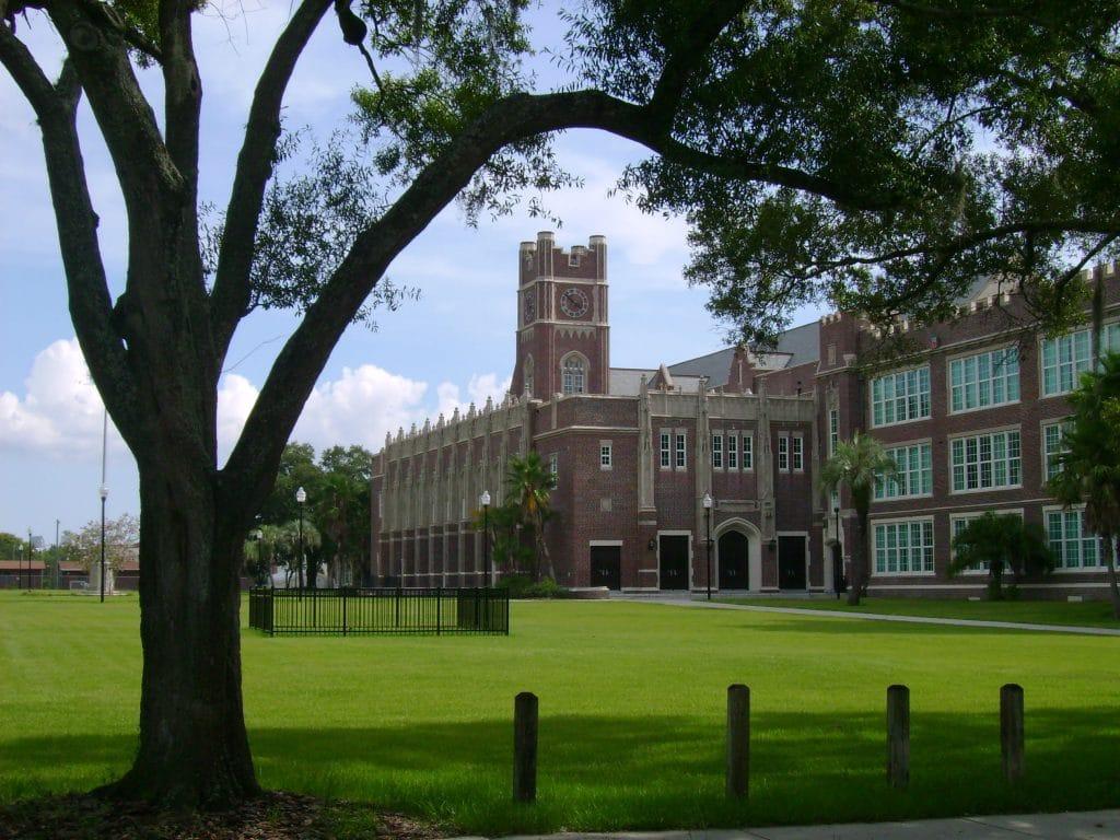 highschool Hillsborough a Tampa en Floride