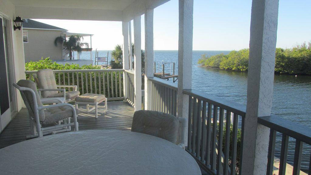 maison à vendre en floride dans la ville de Tampa avec vue sur la mer