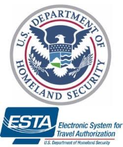 l'ESTA est le document officiel qui permet de séjourner aux usa
